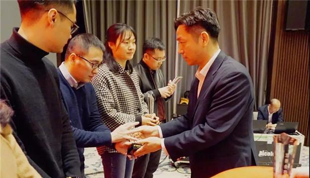 """泛嘉国际荣获""""2017中国南方航空优秀合作商""""称号"""